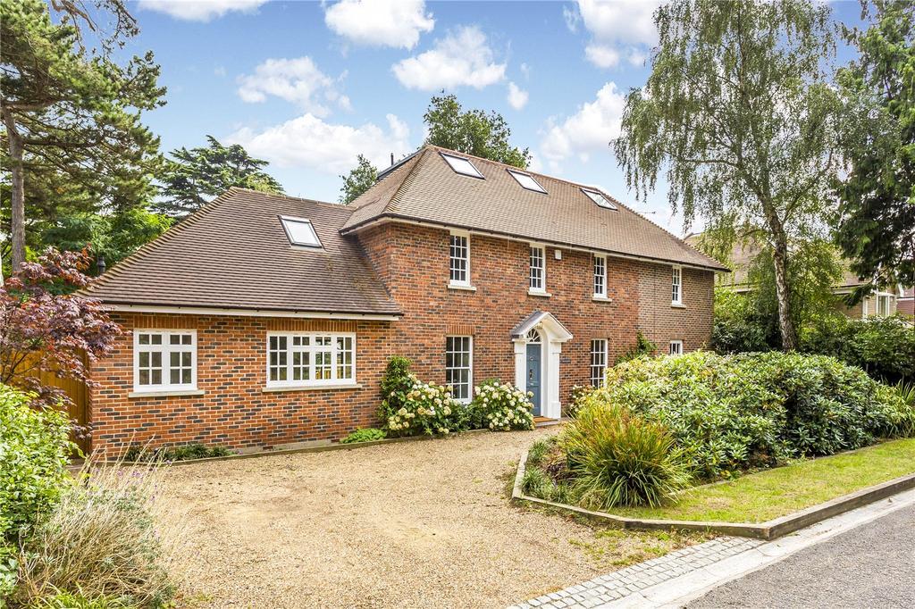 5 Bedrooms Detached House for sale in Ballard Close, Kingston upon Thames, Surrey, KT2