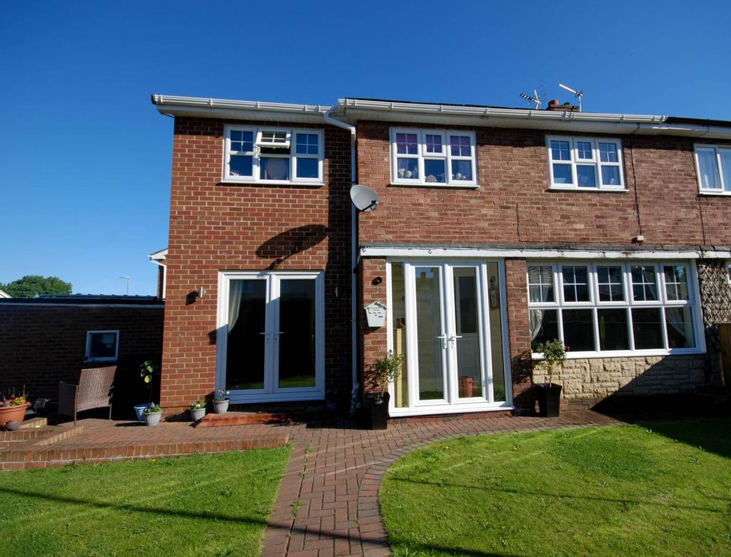 4 Bedrooms Semi Detached House for sale in Alford, Ouston