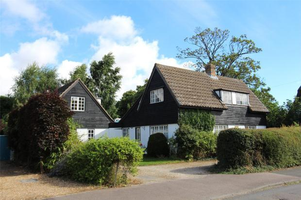 4 Bedrooms Detached House for sale in Lode Road, Lode, Cambridgeshire