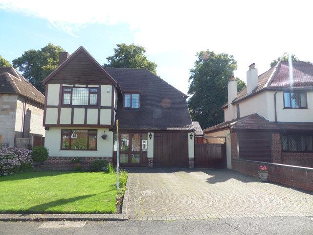 4 Bedrooms Detached House for sale in Fairyfield Avenue,Great Barr,Birmingham