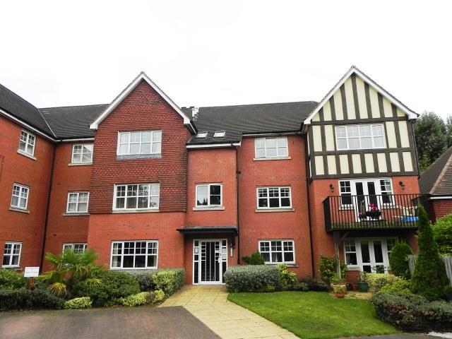 2 Bedrooms Flat for sale in 6 The Gardens,Birmingham Road,Sutton Coldfield