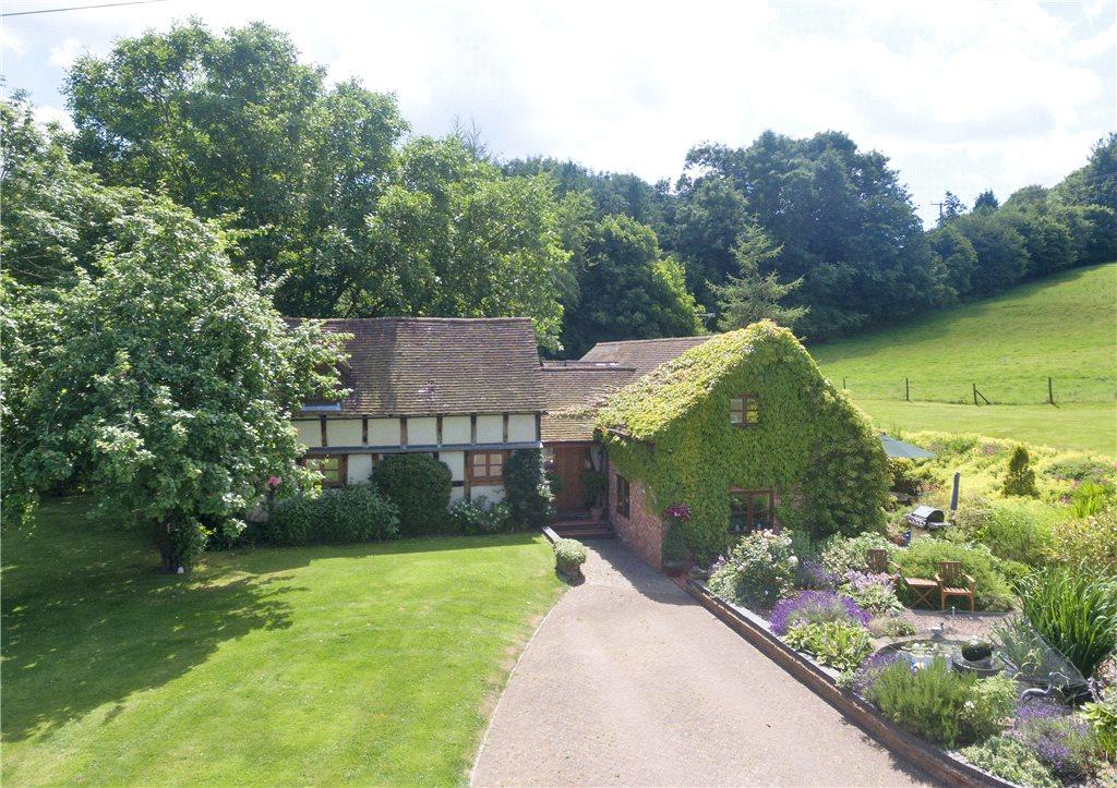 4 Bedrooms Detached House for sale in Berrow Green Road, Martley, Worcestershire, WR6