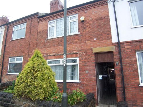 2 Bedrooms Terraced House for sale in Lower Dunstead Road, Langley Mill