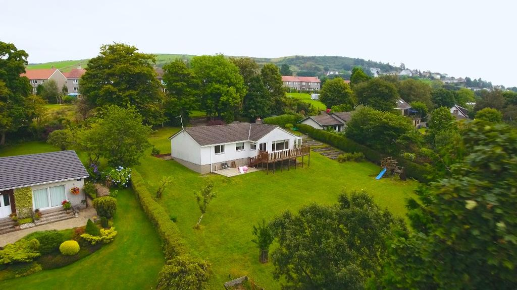 4 Bedrooms Bungalow for sale in Fairfield Gardens, Kilcreggan, Argyll and Bute, G84 0HS