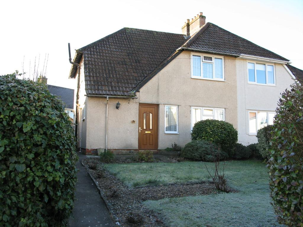3 Bedrooms Semi Detached House for sale in MACKLIN ROAD, SALISBURY, WILTSHIRE