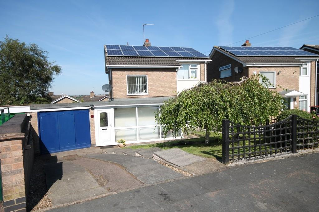 3 Bedrooms Detached House for sale in Medway Drive, Melton Mowbray