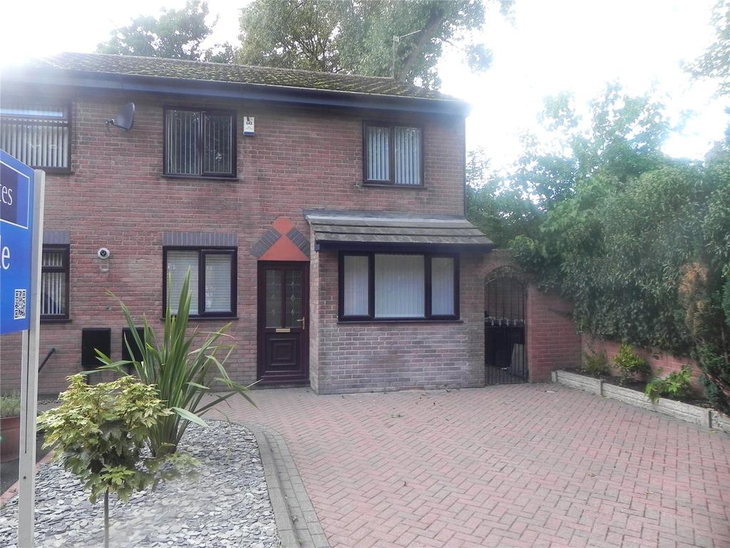 3 Bedrooms Terraced House for sale in Trinity Place, Bootle, Liverpool, L20