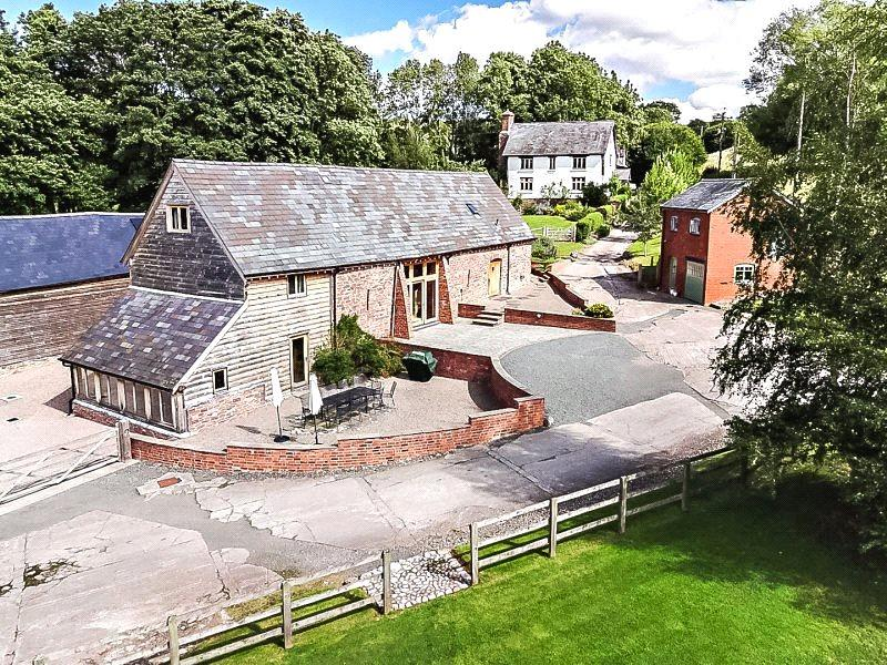 6 Bedrooms Detached House for sale in Abbey Dore, Herefordshire