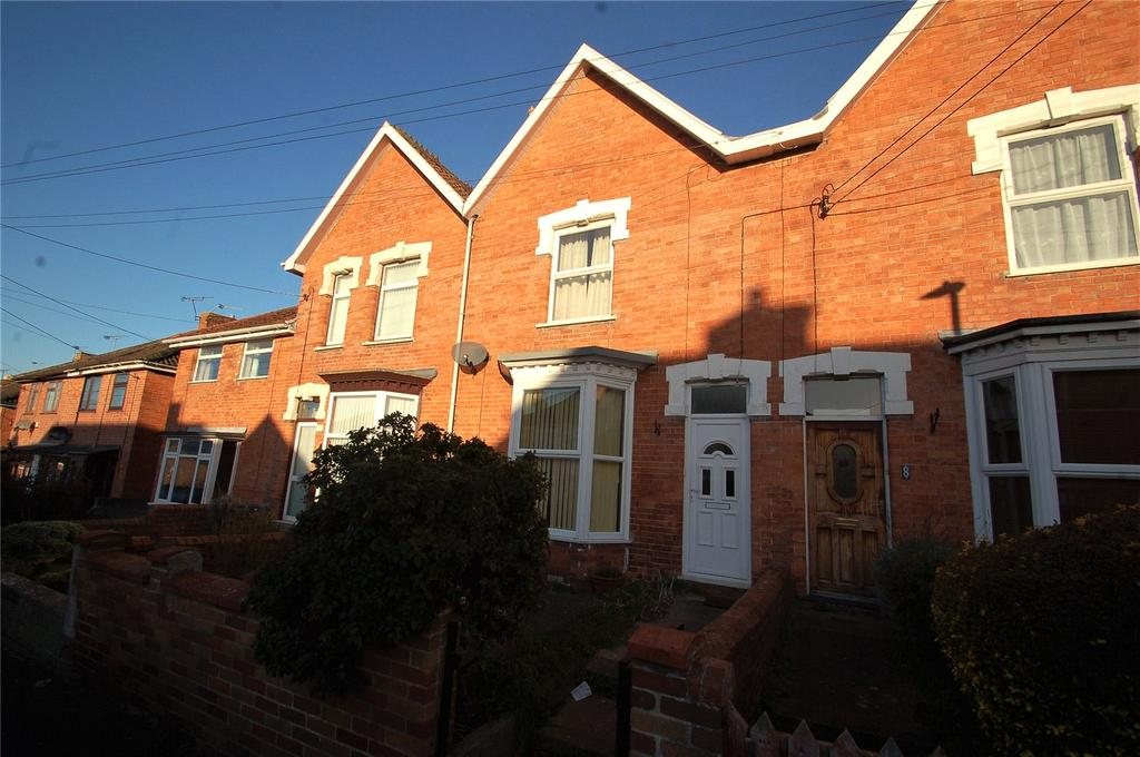 3 Bedrooms Terraced House for sale in Church Path, Bridgwater, Somerset, TA6