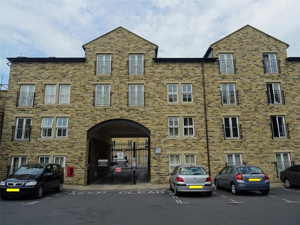 2 Bedrooms Apartment Flat for sale in Rawson Buildings, 4 Rawson Road, Bradford, West Yorkshire, BD1