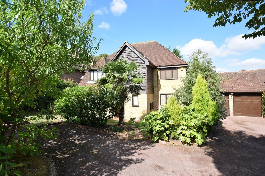 5 Bedrooms Detached House for sale in Off Lexden Road