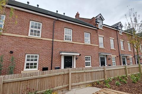 3 bedroom townhouse to rent - Harrison Mews, Beverley