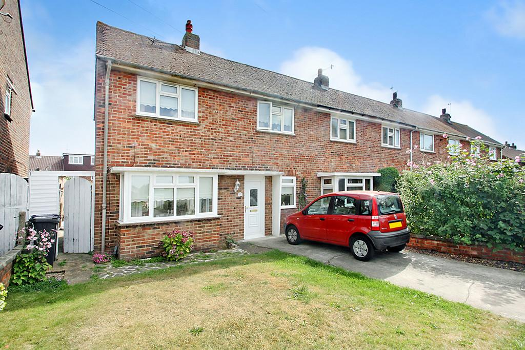 2 Bedrooms End Of Terrace House for sale in Hammy Lane, Shoreham-by-Sea