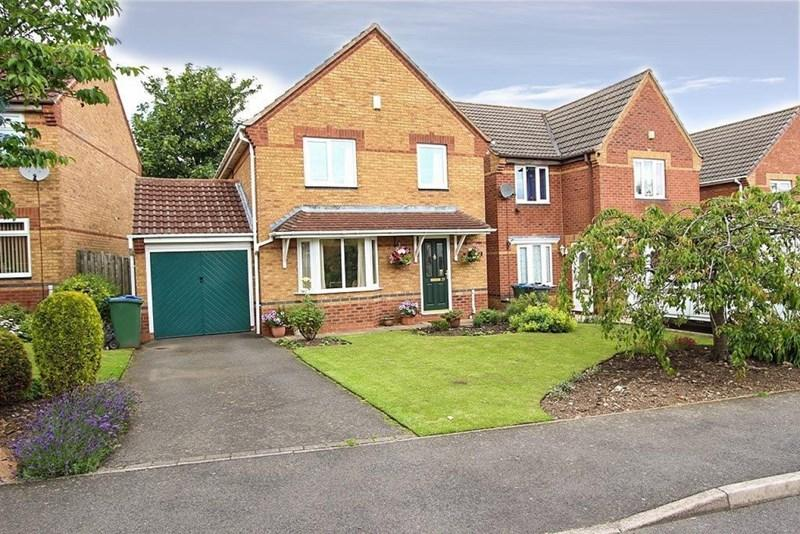 4 Bedrooms Detached House for sale in Spring Meadow, Tipton