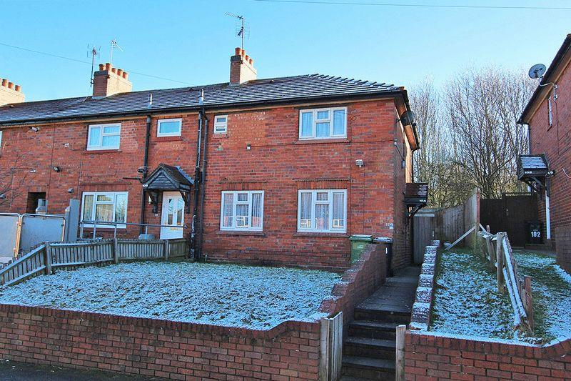 3 Bedrooms End Of Terrace House for sale in Hillside Road, Dudley