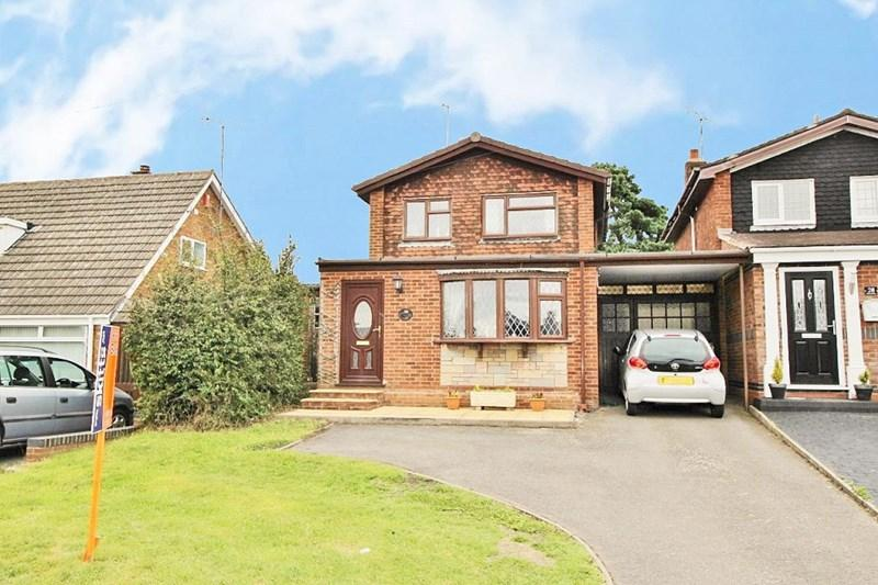 3 Bedrooms House for sale in Farbrook Way, Summer Hayes, Willenhall
