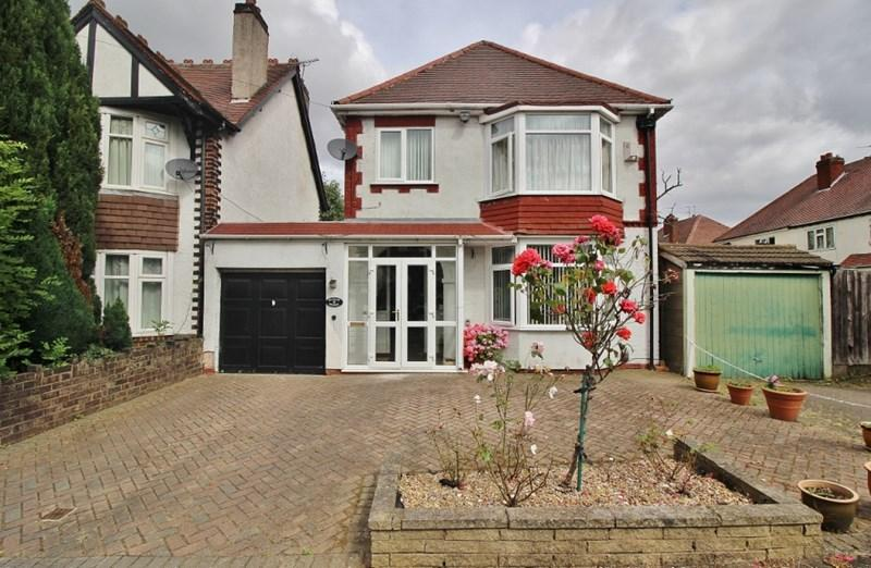 3 Bedrooms Detached House for sale in Manor Road, Oxley, Wolverhampton