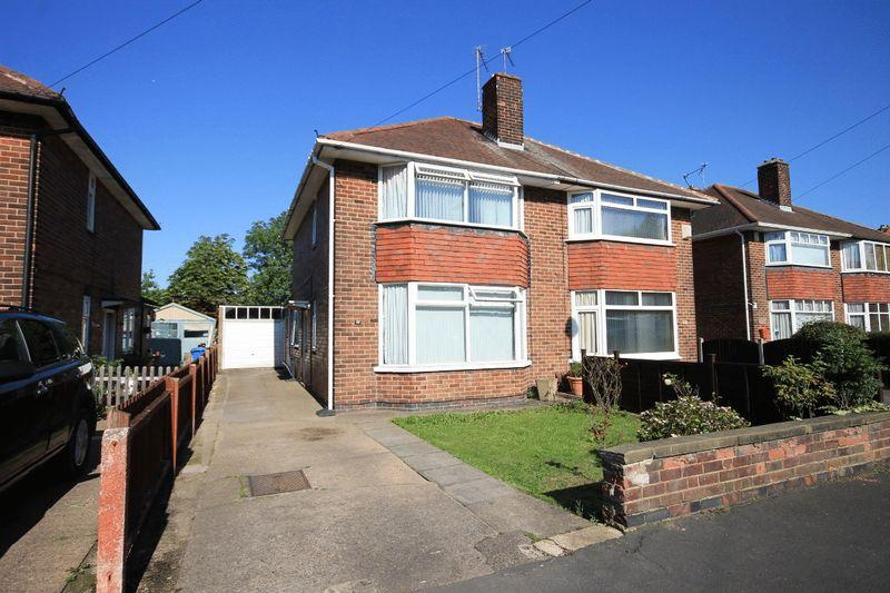 2 Bedrooms Semi Detached House for sale in KESWICK AVENUE, SUNNYHILL
