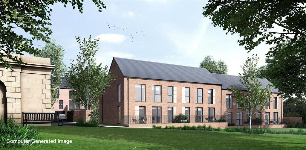 3 Bedrooms Flat for sale in Becher's Court, Burgage, Southwell, NG25