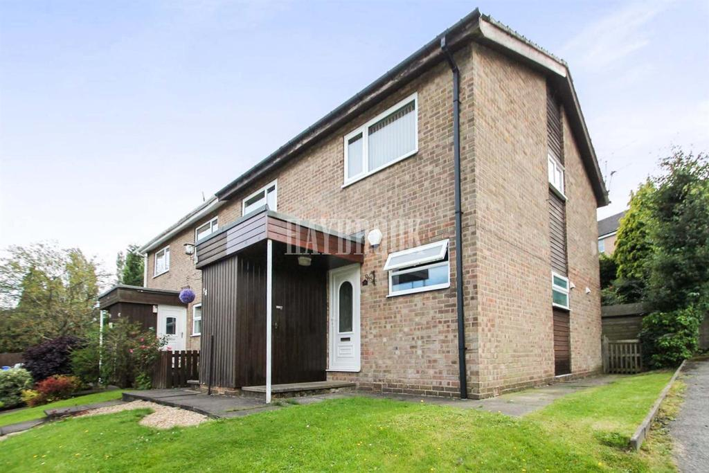 2 Bedrooms Flat for sale in Owlthorpe Rise, Mosborough