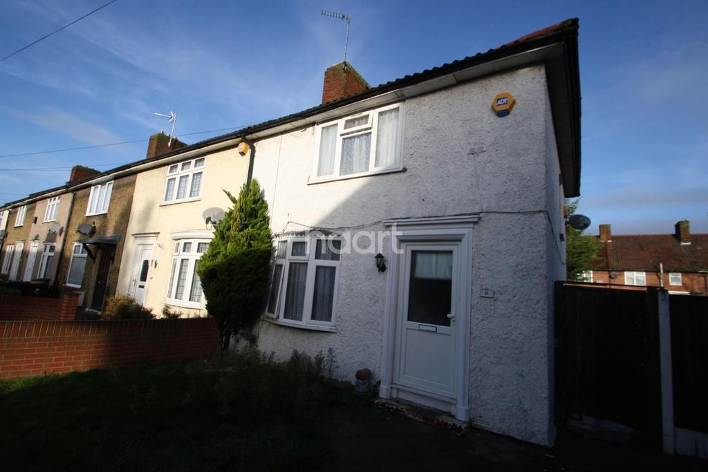 2 Bedrooms Terraced House for sale in Goring Gardens