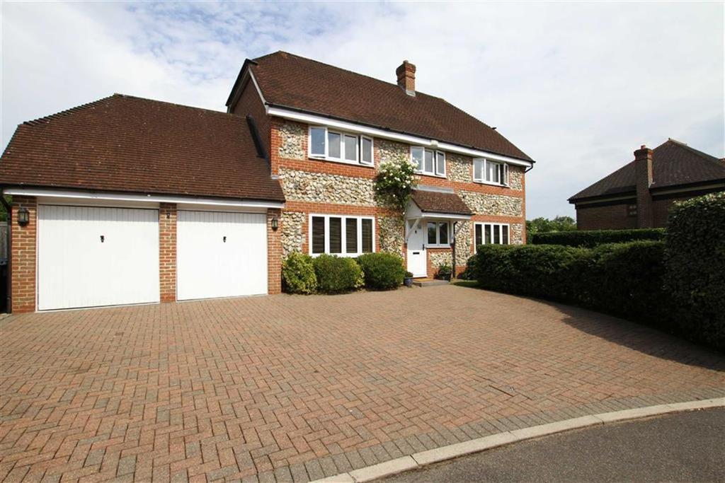 5 Bedrooms Detached House for sale in Althorp Close, Arkley, Herts, EN5
