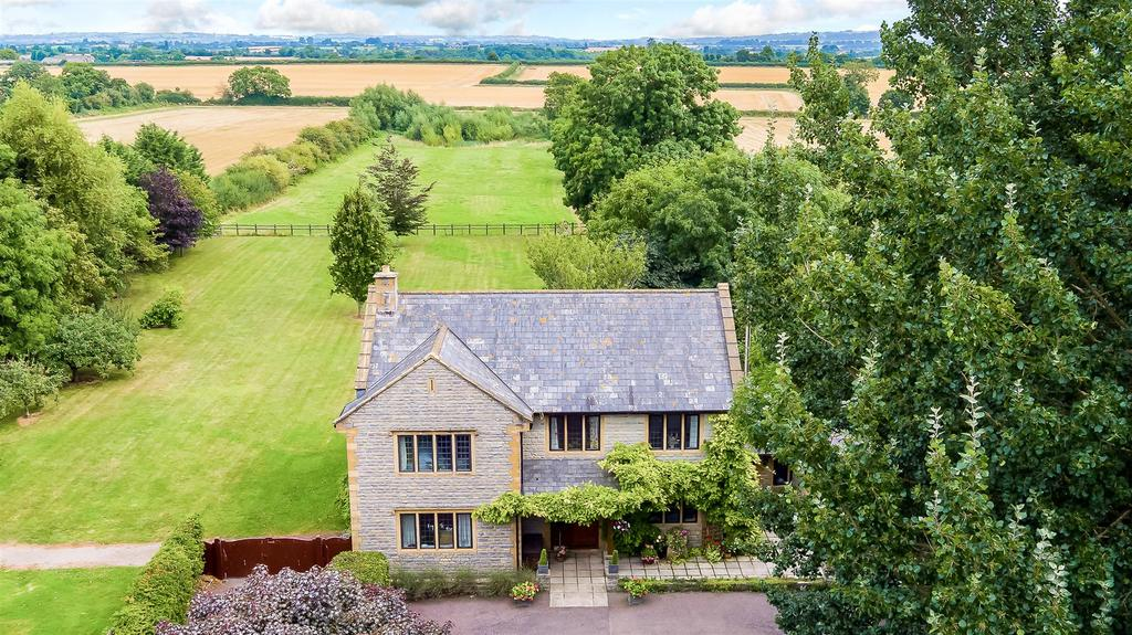4 Bedrooms Farm House Character Property for sale in Charlton Adam, Somerset