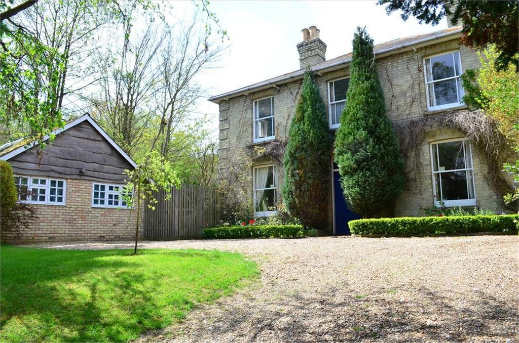 4 Bedrooms Detached House for sale in South End, Bassingbourn, Royston, SG8