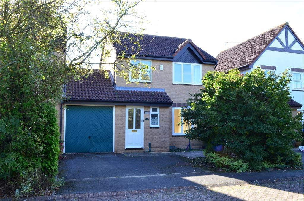 3 Bedrooms Detached House for sale in Armingford Crescent, MELBOURN, Nr Royston, SG8