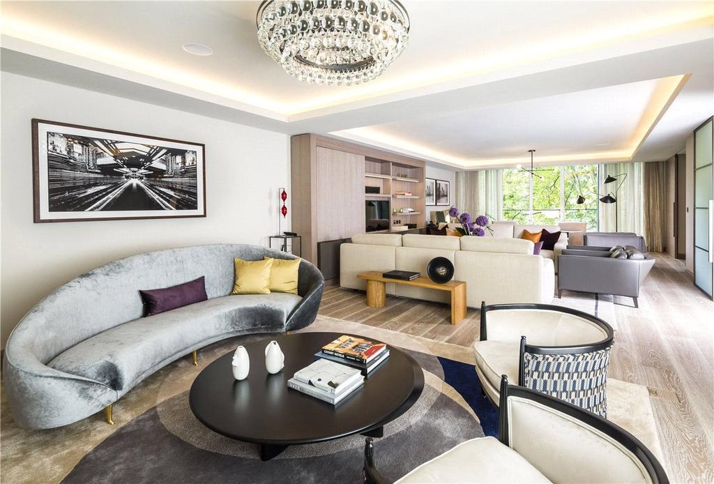 3 Bedrooms Flat for sale in The Chilterns, 24 Paddington Street, Marylebone, W1U