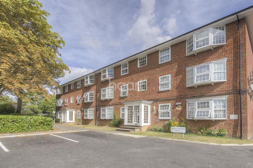 2 Bedrooms Flat for sale in Montague Fell, Sudbury
