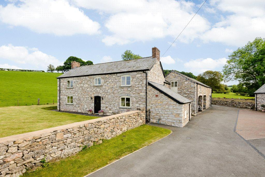 5 Bedrooms Detached House for sale in Llanelidan, Nr Ruthin, Denbighshire, LL15