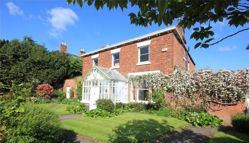 4 Bedrooms Detached House for sale in Dee Banks, Chester, Cheshire, CH3