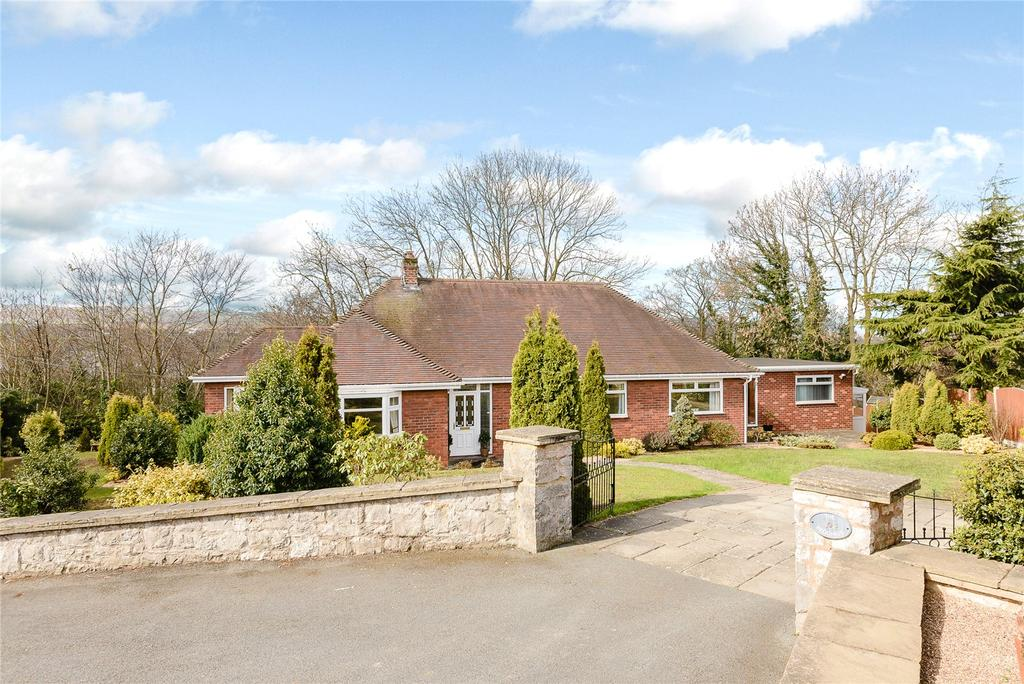 5 Bedrooms Detached Bungalow for sale in Off Mount Road, St Asaph, Denbighshire, LL17