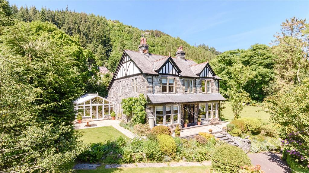 4 Bedrooms Detached House for sale in Coedcynhelier Road, Betws-y-Coed, Conwy, LL24