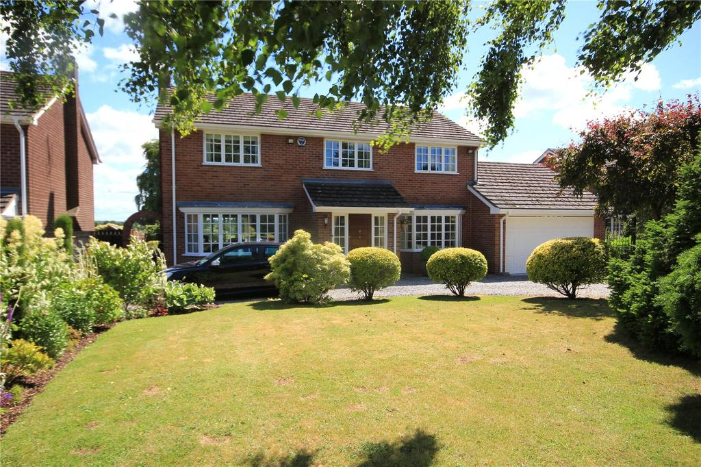 4 Bedrooms Detached House for sale in The Knowl, Churton, Nr Chester, CH3