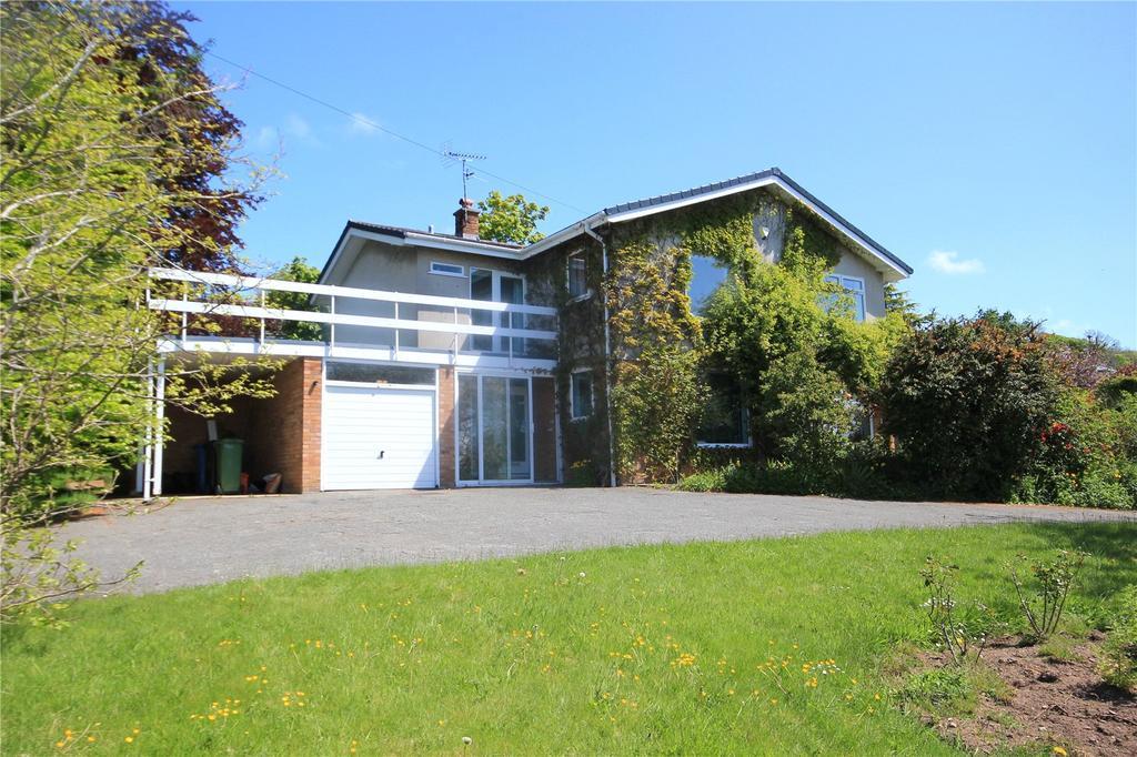 4 Bedrooms Detached House for sale in Heol Y Brenin, Tremeirchion, St Asaph, Nr Denbigh, LL17