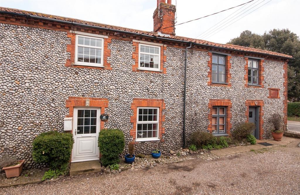 2 Bedrooms Terraced House for sale in Morston Road, Blakeney, Norfolk, NR25