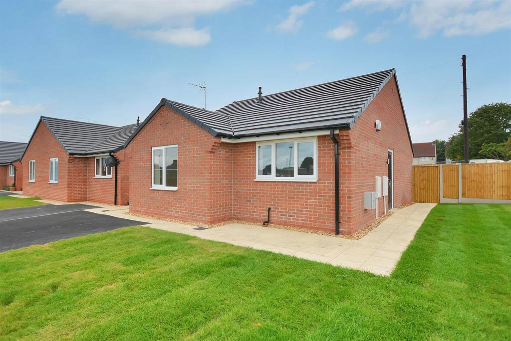 2 Bedrooms Detached Bungalow for sale in Plot 5, Church Row, Off Church Road, Clipstone