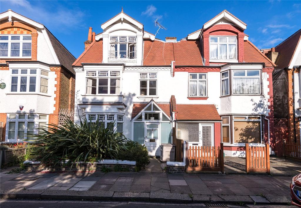 5 Bedrooms Semi Detached House for sale in Rusthall Avenue, Chiswick, London