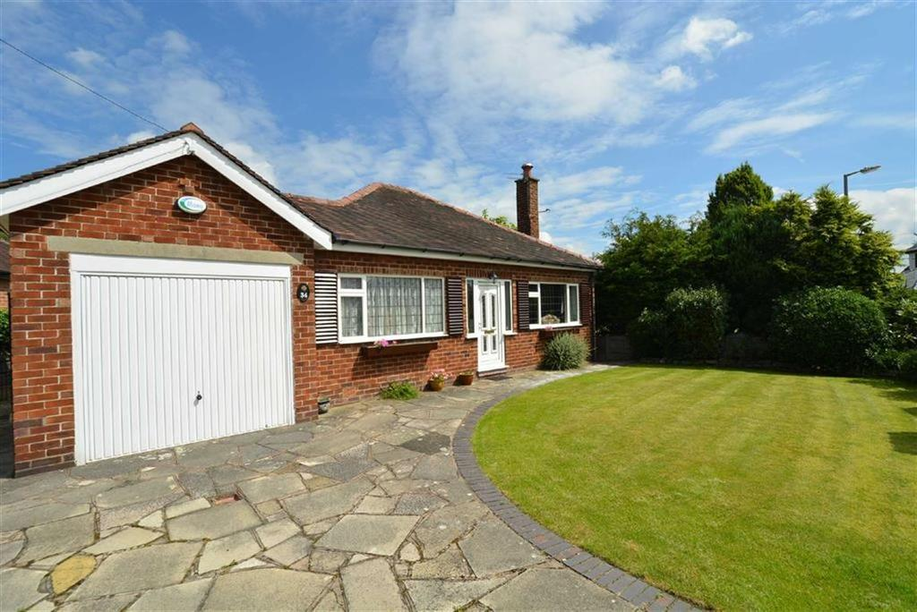 3 Bedrooms Bungalow for sale in Elmsway, Stockport, Cheshire