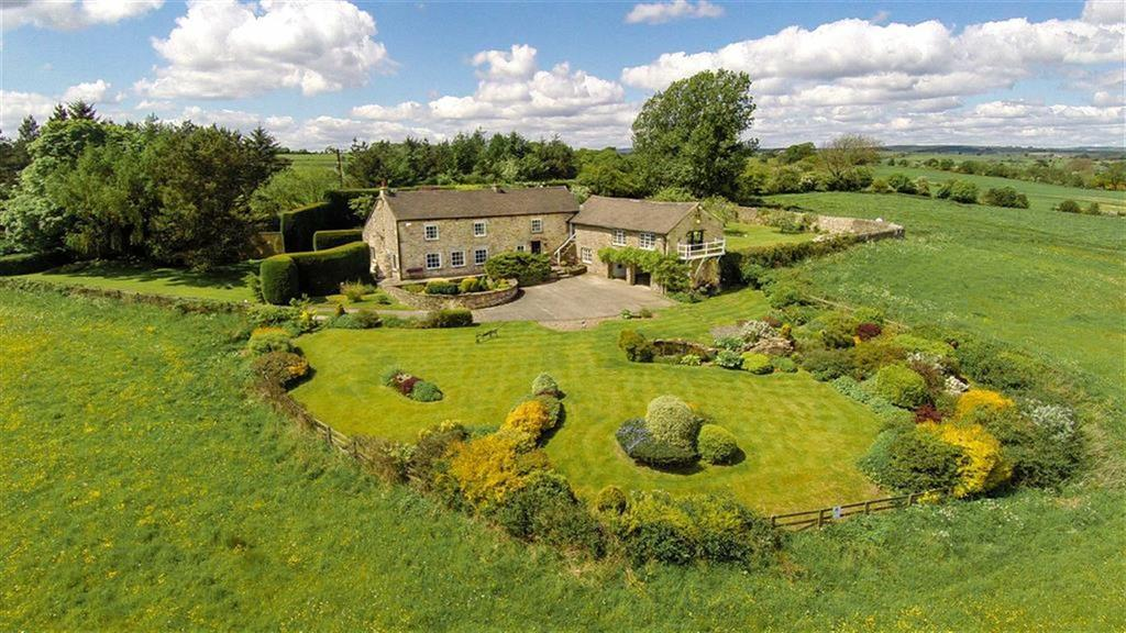 4 Bedrooms Detached House for sale in Hamsterley, Teesdale, County Durham