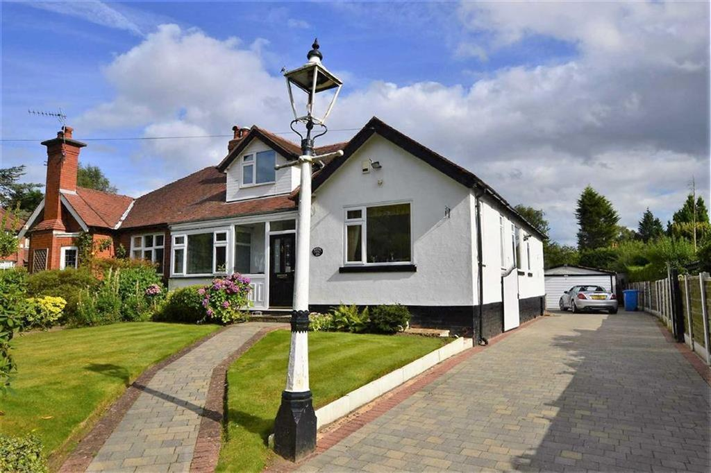3 Bedrooms Bungalow for sale in Wicker Lane, Hale Barns, Cheshire, WA15