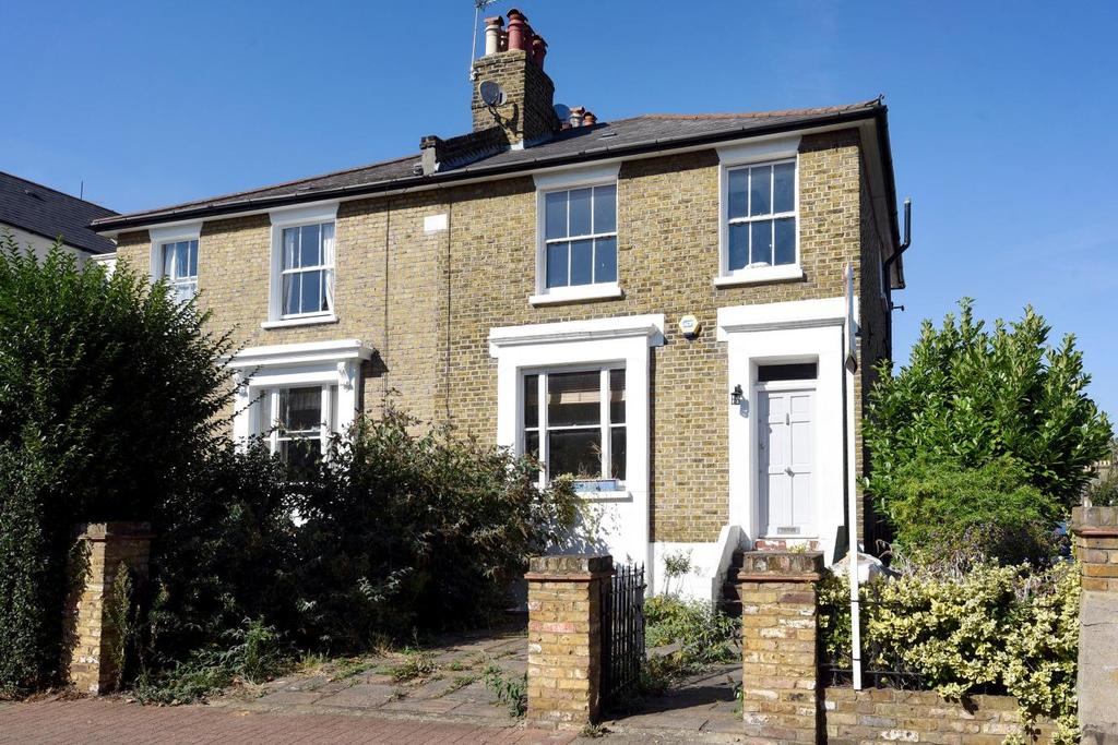 4 Bedrooms Semi Detached House for sale in Felsham Road, Putney, SW15