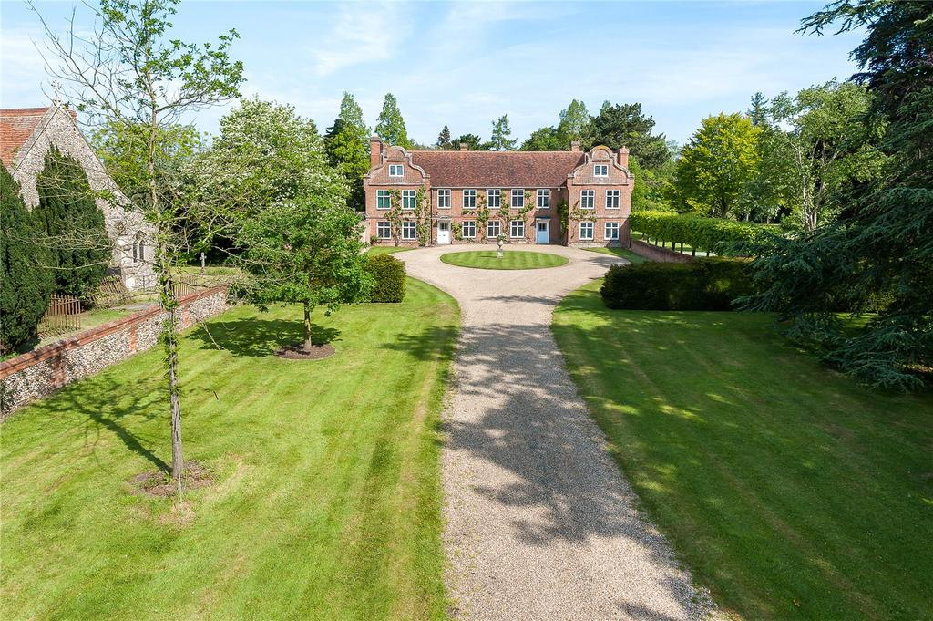 7 Bedrooms Detached House for sale in Great Saling, Braintree, Essex, CM7