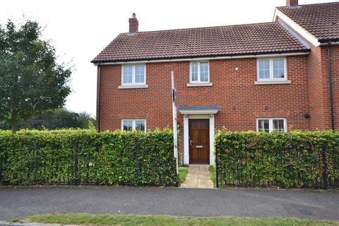 4 bedroom end of terrace house to rent - Thistle Way, Red Lodge