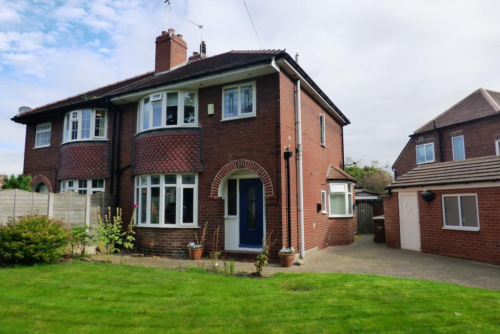 3 Bedrooms Semi Detached House for sale in Lee Brig, Altofts WF6
