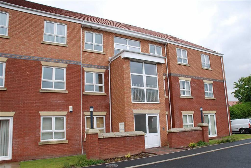 2 Bedrooms Apartment Flat for sale in Skiddaw Close, Middleton, Lancashire
