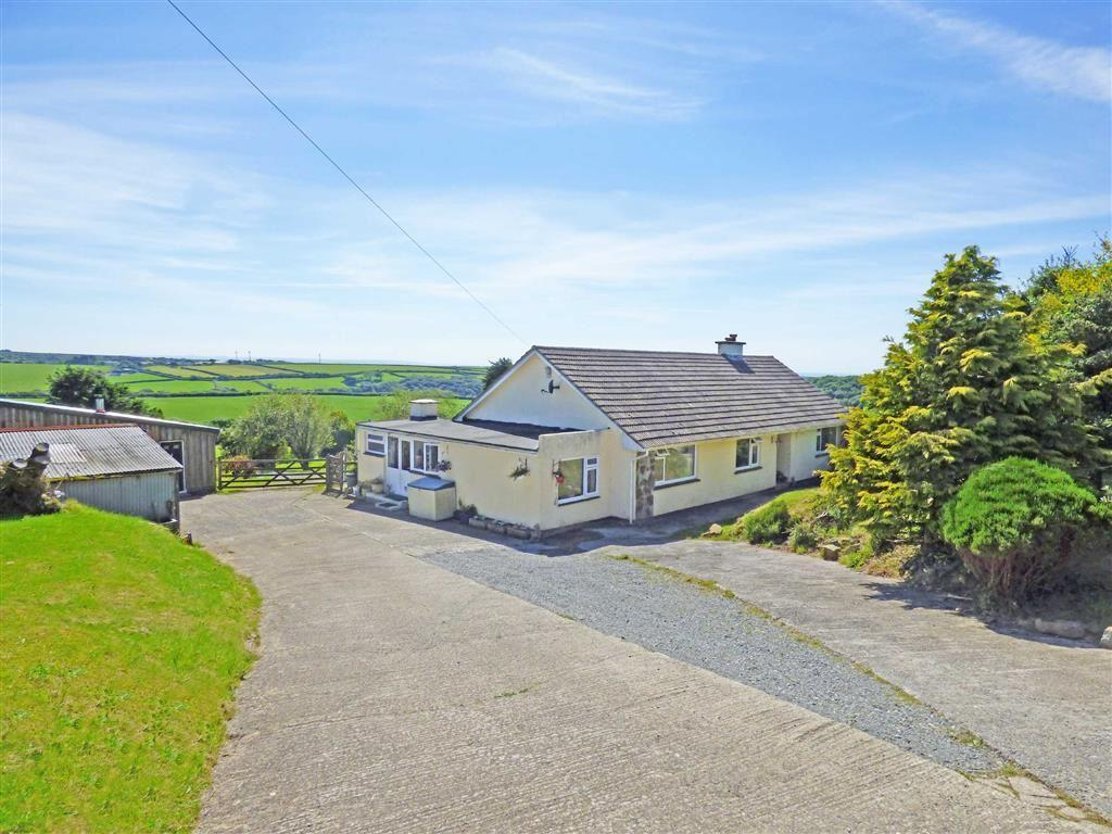 3 Bedrooms Bungalow for sale in Welcombe, Welcombe, Bideford, Devon, EX39