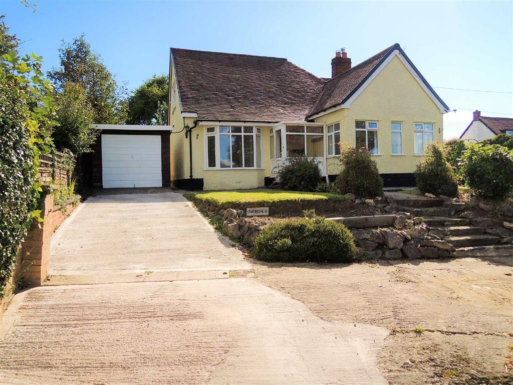 4 Bedrooms Detached House for sale in Overdale, Barnfields, Old Barn Lane, Newtown, Powys, SY16
